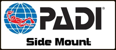 PADI Advanced Sidemount Course:
