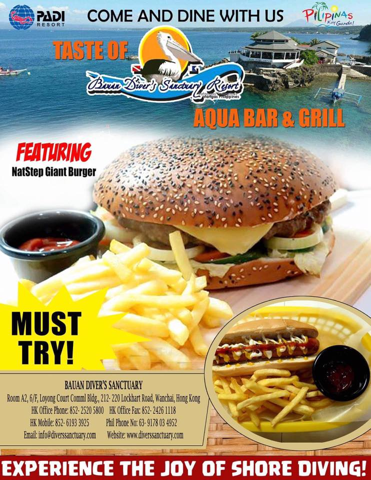 Introducing Our Family Size Natstep Burger